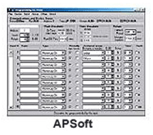 Autophos® Set-Up Software APUSB-TK