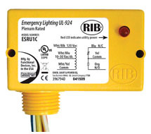 Functional Devices UL924 Emergency Bypass / Shunt Relays ESR SERIES