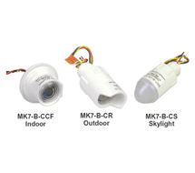PLC-Multipoint Celestial Self-Contained Ambient Light Sensors, Voltage Based MK7-B Series