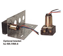 RR7 RR9 GE Mechanical Latching 24 VAC Lighting Relays Kele