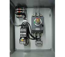 HOA Motor Starter with Breaker, Overload and Transformer BCXLS Series