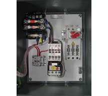 Fused and Non-Fused HOA Motor Starters FCXLS, NFCXLS Series