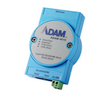 RS-232/422/485 to Ethernet Serial Device Servers ADAM-457X Series