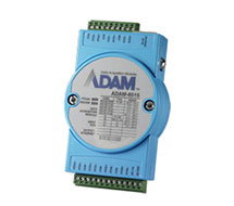 Modbus TCP Analog and Digital I/O Modules ADAM-6000 Series