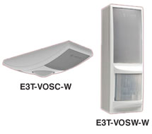 EnOcean Wireless Occupancy Sensor E3T-VOSx-W Series