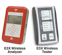 EnOcean Wireless Range Tester and Link Analyzer E3X Wireless Test Tool