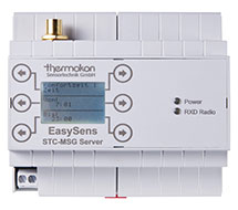 EnOcean Message Server and Controller EasySens SxC Server and Controllers