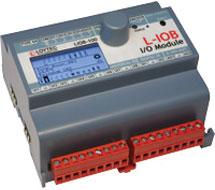 BACnet and LON I/O Module L-IOB Series