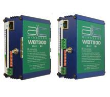 Wireless BACnet MSTP and  BACnet IP transceivers WBT900, WBT900-IP