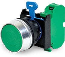 c3controls 22mm Illuminated Push Button Switches 22 Series IEC