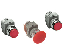 IDEC Pushbutton Switches ABW, AOW Series