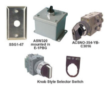 IDEC General Purpose Selector Switches ASW Series