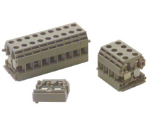 Panel Mount Terminal Blocks BKA/1