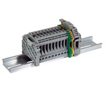 VALUE LINE DIN RAIL TERMINAL BLOCKS CDU4N-G Series