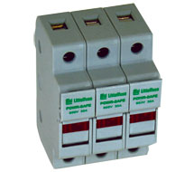 Littelfuse Class CC Enclosed Fuse Holders LPSC, LPSM SERIES