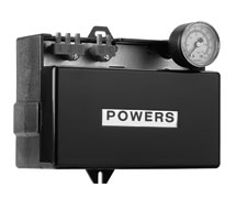 Siemens/Powers Pneumatic Controller 195 Series Single and Multiple Input Receiver-Controller