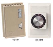 Single Setpoint Room Pneumatic Thermostats 2200 Series, TK-1000 thru TK-5000 Series