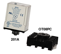 MotorSaver™ Three-Phase Voltage Monitor 201A