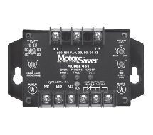 MotorSaver™ Three-Phase Voltage Monitor 455 Series
