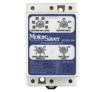 MotorSaver™ Three-Phase Voltage Monitor 460 Series