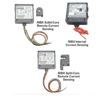 Functional Devices Current Switch and Relay RIBX Series