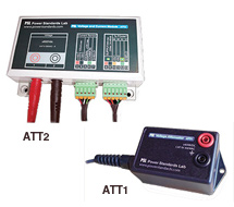 PSL DC Voltage and Energy Monitors PQube DC Voltage Monitors