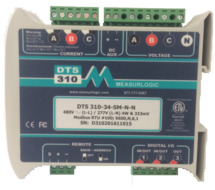 Measurlogic Power Meters and Transducers DTS 310 Series