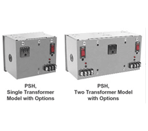 Functional Devices Enclosed 24 VAC Class 2 Power Source PSH Series