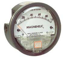 Magnehelic Differential Pressure Gauges 2000 Series