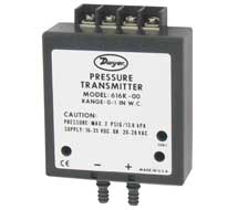 Differential Pressure Transmitter 616KD Series