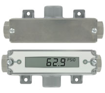 Differential Pressure Transmitter 629 Series