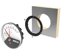 Differential Gauge Dial Gauge A2G-05 Series