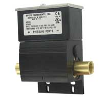 Differential Pressure Switches DX Series