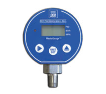MediaGauge™ Digital Pressure Gauge MG-MD