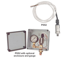 Stainless Steel Pressure Transmitter PSS2 Series