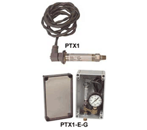 Stainless Steel Pressure Transmitter PTX1 Series