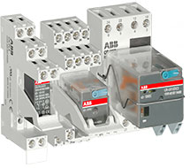ABB General-Purpose Relays 1SVR4056 CR-M, CR-P, CR-U Series