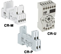 ABB Relay Sockets 1SVR4056 (CR-X Series) Relay Sockets Series