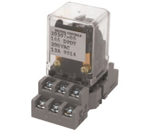 Special Voltage Relays 20307 Series