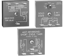 Lockout Delay Timer T2D, TA, CT Series