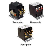Definite Purpose Contactors DPC Series