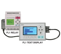 IDEC Multifunction Electronic Timer/Counter FL1 Series