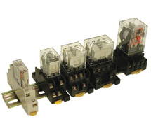 Omron General-Purpose Relays G2R-S, LY, MK Series