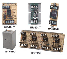 Air Products and Controls Multi-Voltage Control Relays MR Series