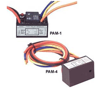 Air Products and Controls Multi-Voltage Relay Modules PAM-1, PAM-4