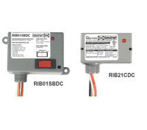 Functional Devices Relay in a Box Dry Contact Input Series RIB01 and RIB02 Series