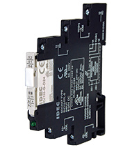 6mm Interface Relays RV8H Series
