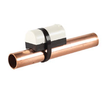 Strap On Pipe Bullet Temperature Sensors And Transmitters