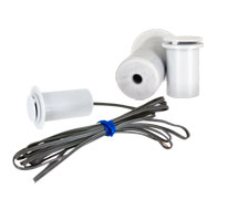 Precon Paintable Button Style Flush Mount Wall Thermistor and RTD Sensors ST-BP Series