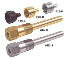 Thermowells Temperature Sensors And Transmitters Kele